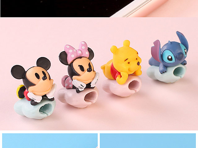 Cable Bite Disney Characters for Lightning Cable