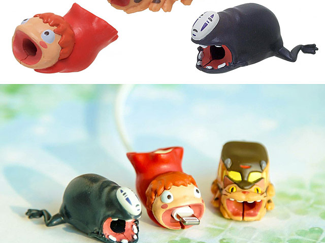 Japan Studio Ghibli Series Cable Bite for Lightning Cable