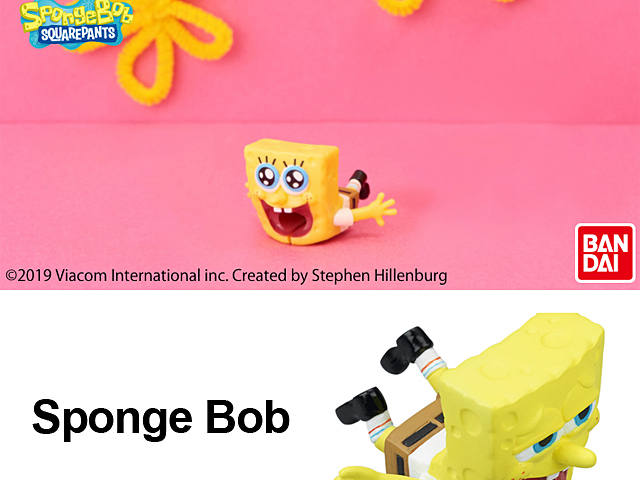 Cable Bite Sponge Bob for Lightning Cable