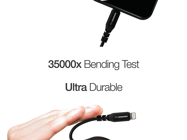 AMAZINGthing Supreme Link Powermax Lightning Cable (4M)