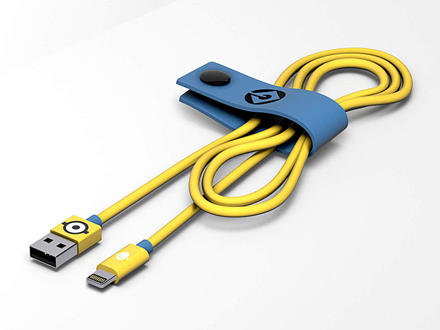 Tribe Minions Carl Lightning Cable
