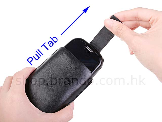 Pull-tab Holster