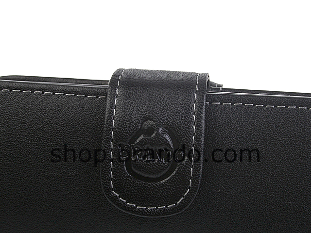 Brando Workshop Leather Case for Samsung i9000 Galaxy S (Pouch Type)