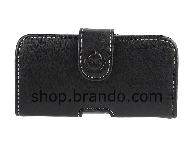 Brando Workshop Leather Case for Samsung Galaxy S Advance GT-i9070 (Pouch Type)