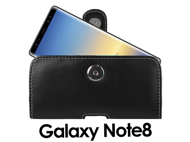 Brando Workshop Leather Case for Samsung Galaxy Note8 (Pouch Type)