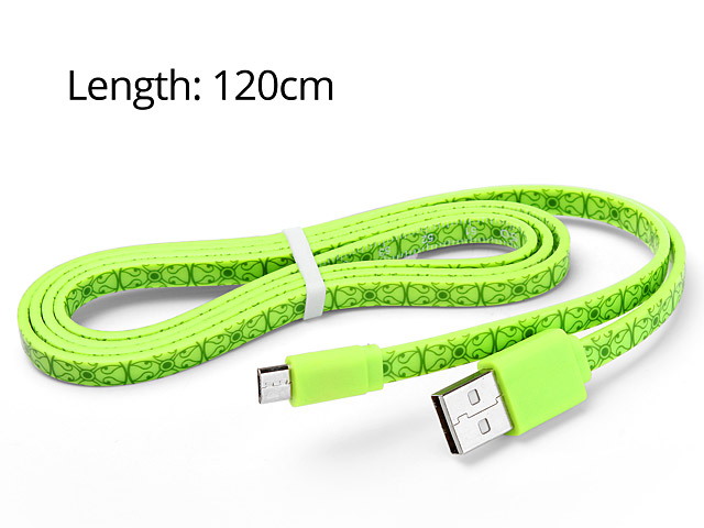 2.4A micro USB Cable