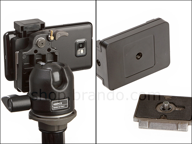 Smart Phone Holder with Tripod
