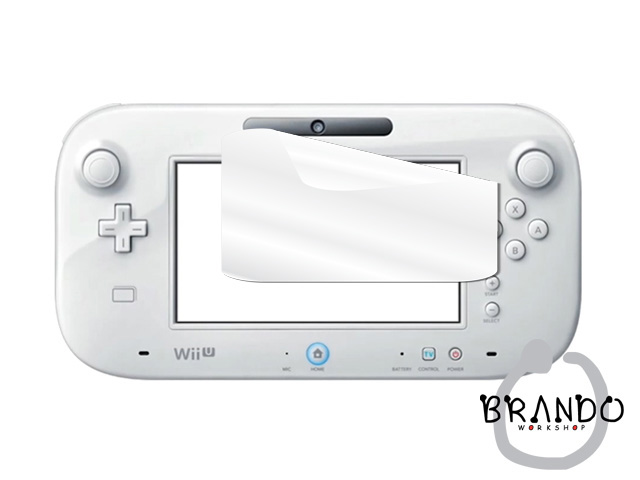 Mirror Screen Guarder for Nintendo Wii U