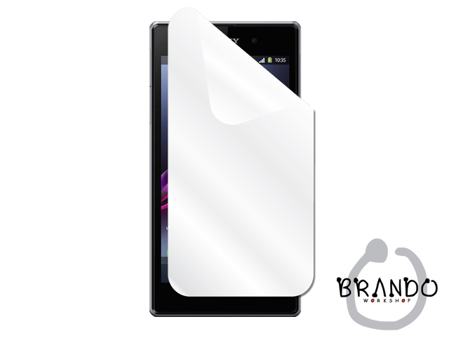 Mirror Screen Guarder for Sony Xperia Z1