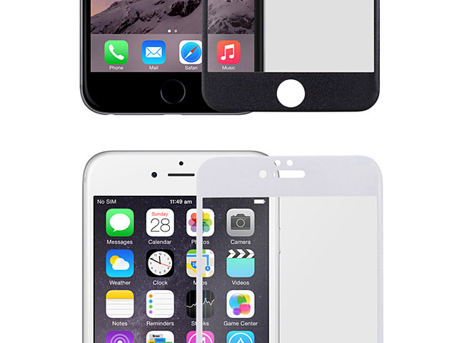 MOMAX 2-in-1 0.2mm Full Screen Glass Protector (iPhone 6 Plus / 6s Plus)