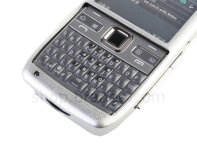 Brando Workshop Nokia E72 Metal Case