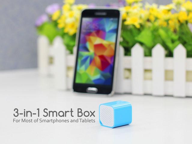 3-in-1 Smart Box