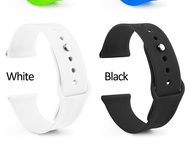 Silicone Watch Band for Apple Watch