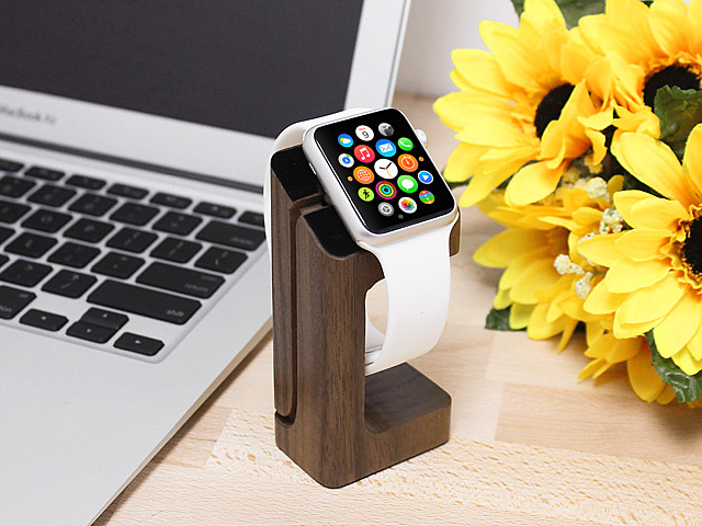 Apple Watch Woody Stand