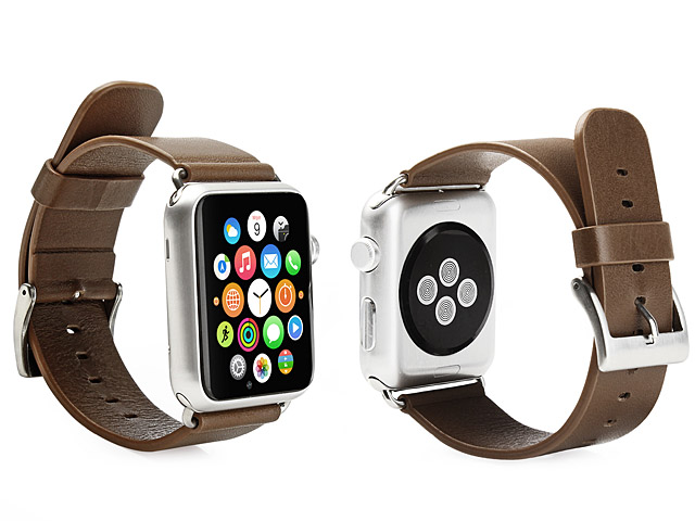 Apple Watch Leather Watch Band