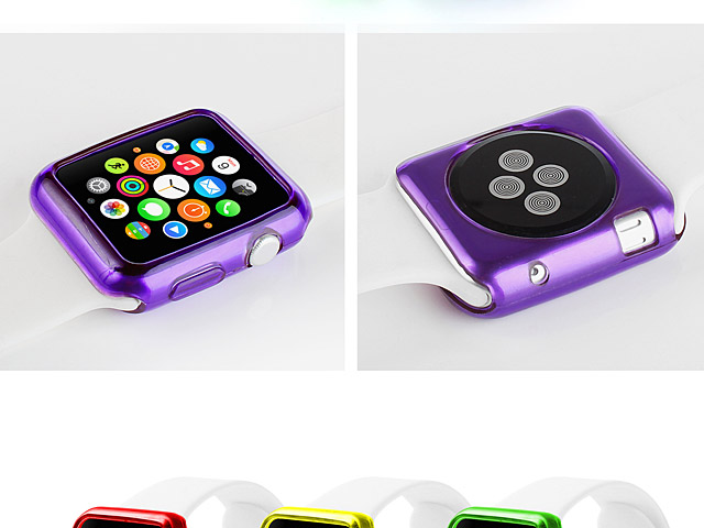 Apple Watch Jelly Soft Case