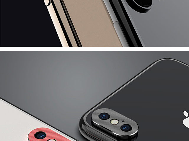 iPhone XS Max (6.5) Rear Camera Protective Metal Lens Ring