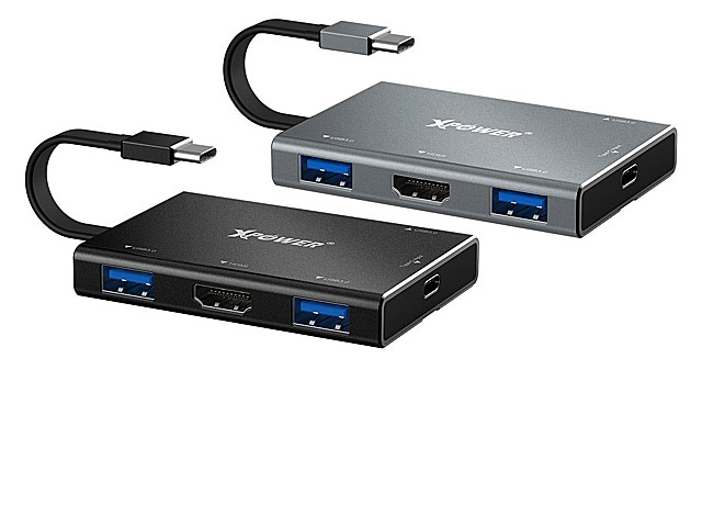 XPower Legend Transformer LT1 Multi-function HDMI PD Hub
