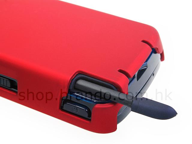Nokia 5800 Xpressmusic Rubberized Back Hard Case