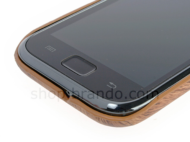 Samsung i9000 Galaxy S Woody Patterned Back Case