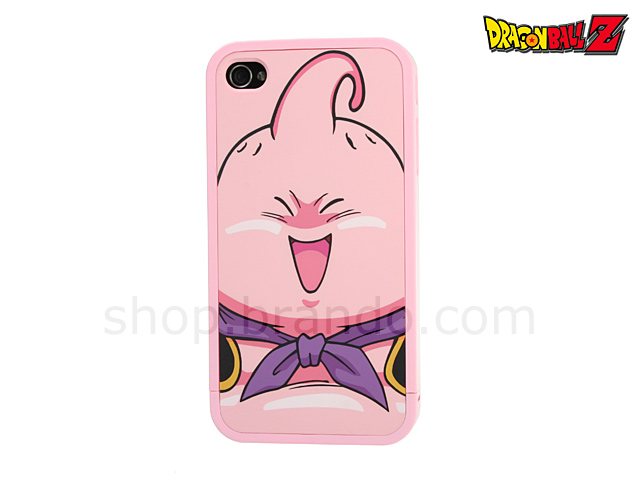 iphone 4 dragon ball z   buu phone case limited edition