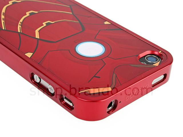 Iphone 4 Iron Man 2 Mark Iv Phone Case Limited Edition