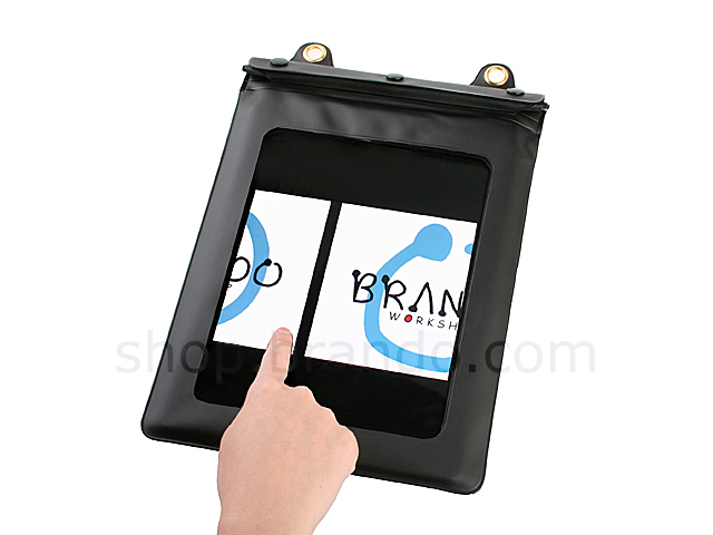 iPad 2 Waterproof Bag Case + Headset