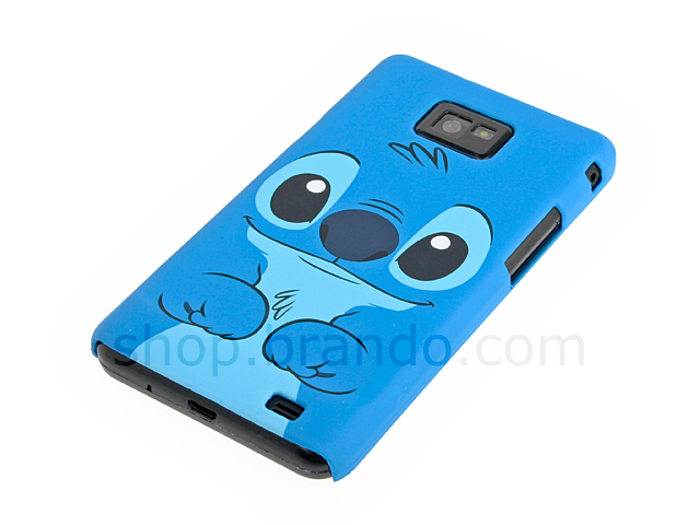 Samsung Galaxy S Ii Disney Stitch Phone Case Limited