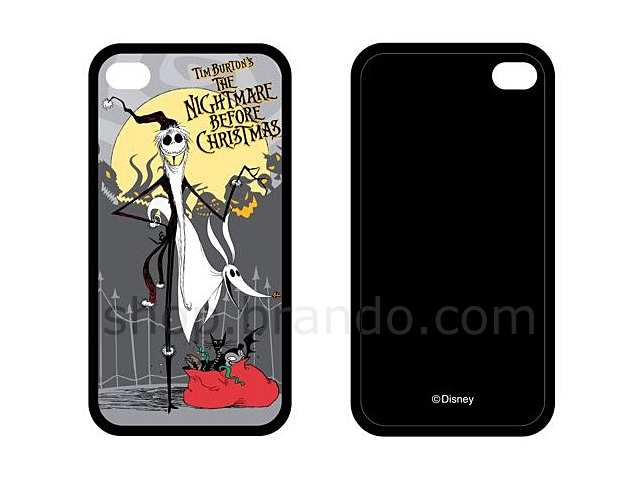 brand new 0eae5 32446 iPhone 4 TIM BURTON's The Nightmare Before Christmas - Jack and ...