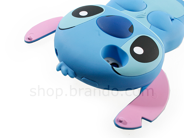 ... 4S Disney - Moving Ears 3D Stand Stitch Phone Case (Limited Edition