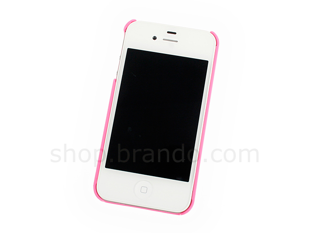 Iphone 4 4s Silhouette Rose Back Case