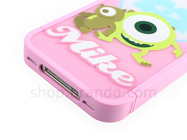 iPhone 4/4S Monsters Inc - Mike Phone Case (Limited Edition)