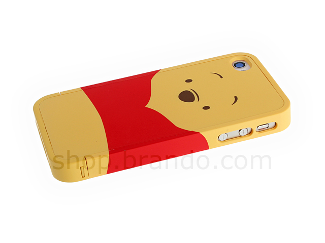 Iphone 4 4s Disney Winnie The Pooh Phone Case Limited