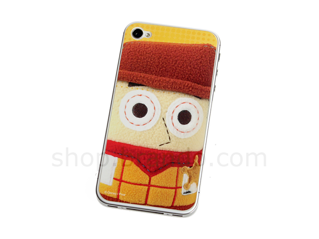 iPhone 4/4S Soft Nap Front/Rear Combo Set Toy Story - Woody