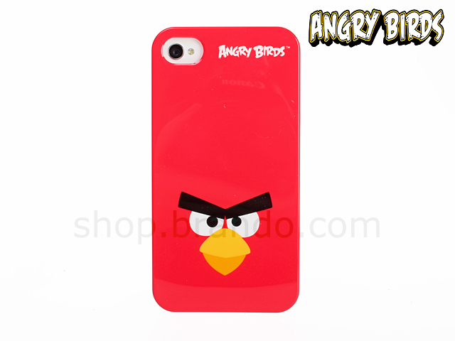 iPhone 4/4S ANGRY BIRDS - Angry Bird Phone Case