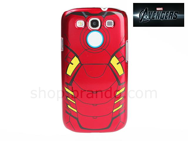 new product bacef 47b8d Samsung Galaxy S III I9300 MARVEL The Avengers - Iron Man Mark ...