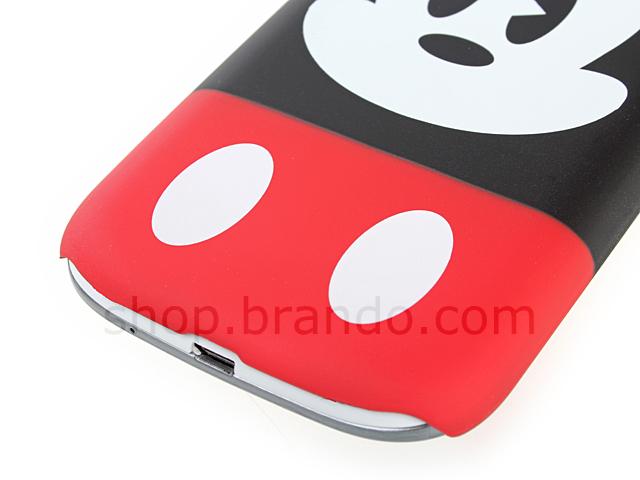 Samsung Galaxy S Iii I9300 Disney Mickey Mouse Phone