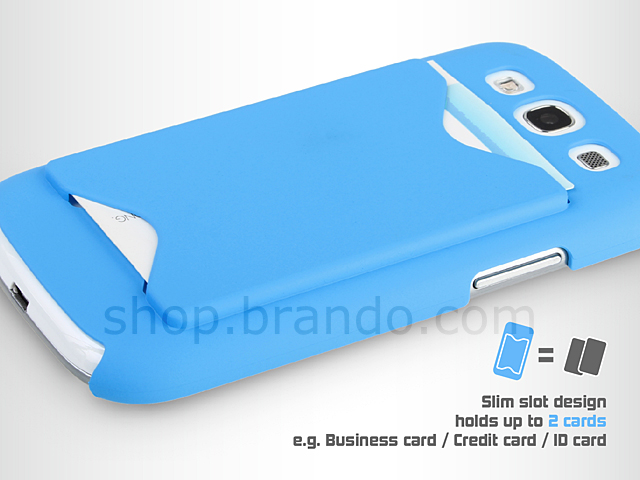 Samsung Galaxy S Iii I9300 Name Card Hard Case