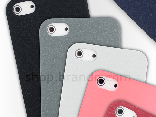 iPhone 5 / 5s / SE Plain Sandblasting Case