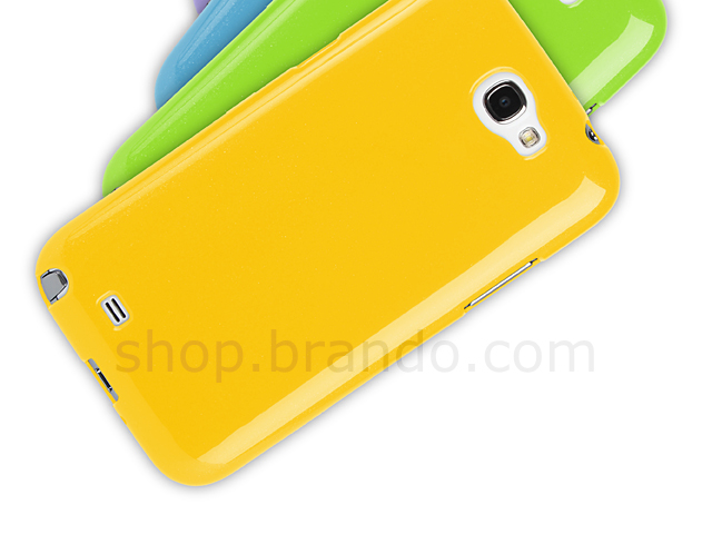 Diary View Window Leather Case For Samsung Galaxy Note 2 ...