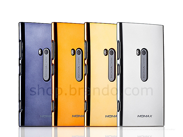 on sale 41b1b 7f9ea Momax Nokia Lumia 920 Ultra Tough Matte METALLIC Back Case