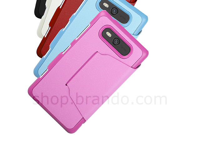 Flip Case for Nokia Lumia 820