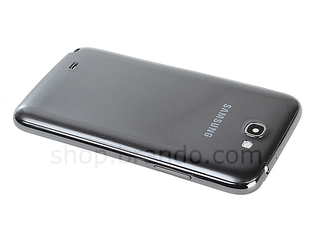 Samsung Galaxy Note II GT-N7100 Replacement Housing - Titanium Gray