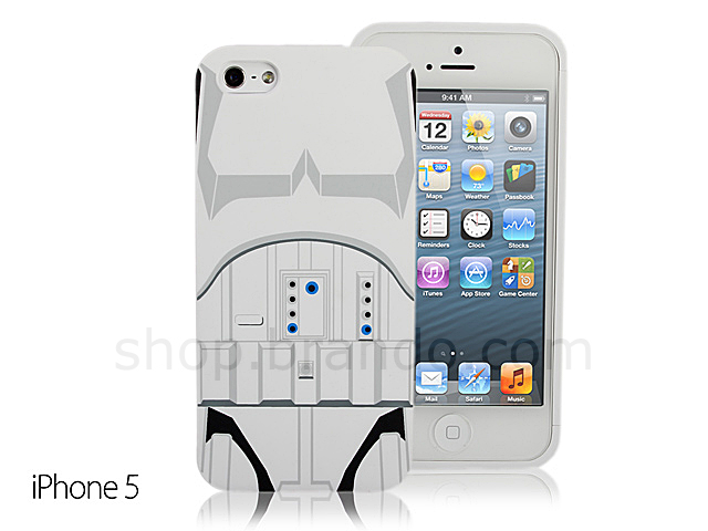 IPhone 5 Star Wars - Stormtrooper Phone Case w/ Bonus Bumper (Limited Edition)