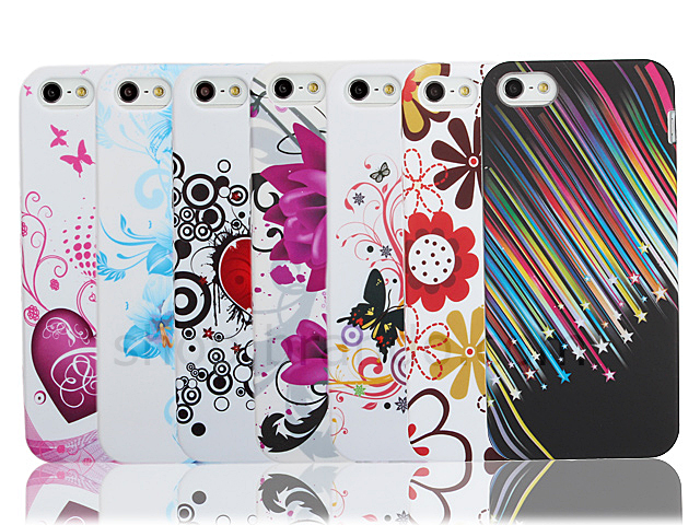 iPhone 5 / 5s / SE Graffiti Art Back Case