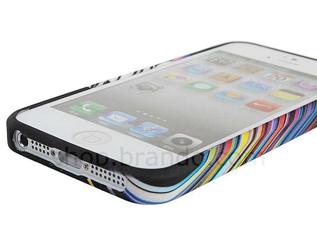 iPhone 5 Graffiti Art Back Case