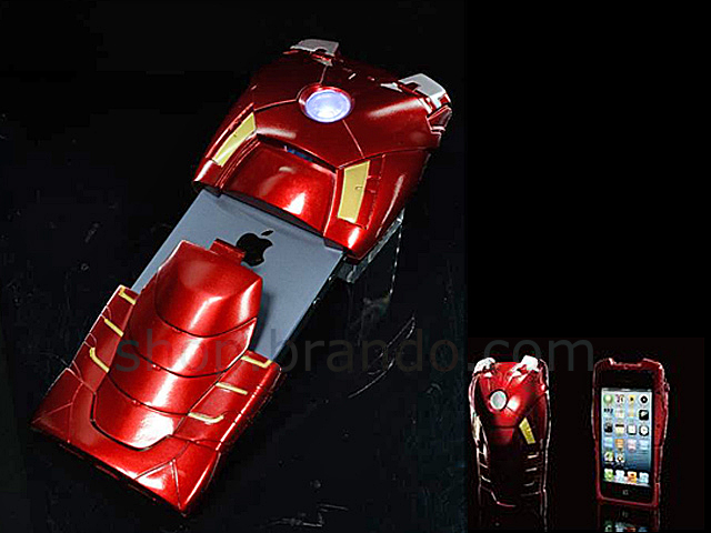 Iphone 5 5s Marvel Iron Man Mark Vii Protective Case