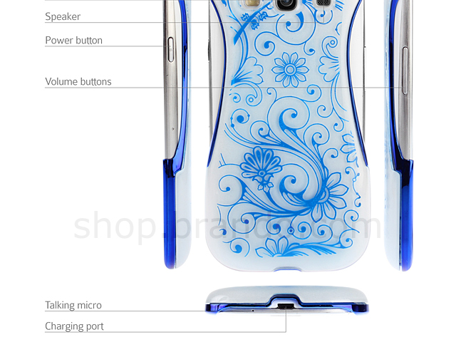 Oriental Dress Samsung Galaxy S III I9300 Case