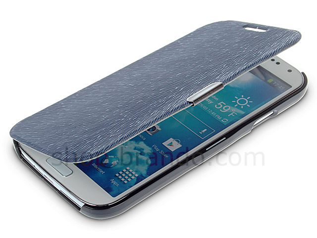 Magnetic Flip Cover Folio Case For Samsung Galaxy S4