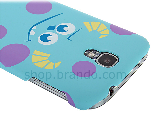 Samsung Galaxy S4 Monster Inc Sulley Phone Case
